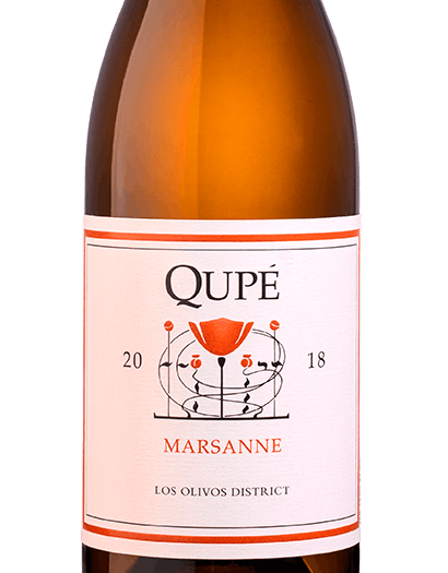 2018 Qupe Los Olivos Marsanne, Santa Ynez Valley, 750ml